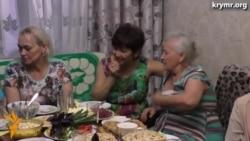 Крымская татарка, освобожденная из плена: Мы вернемся (видео)
