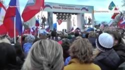 Путин на митинге-концерте в Севастополе: «Я вас всех обнимаю» (видео)