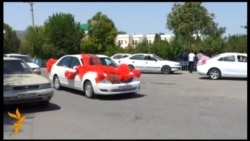 Türkmeniň üýtgemeýän toý däpleri