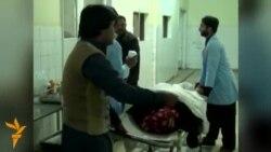 26.11.2014 Напади врз здравствени работници во Пакистан