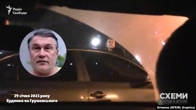 Одним з останніх свято залишив режисер серіалу «Слуга народа» Олексій Кірющенко