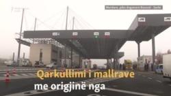 Ndalet qarkullimi i mallrave nga Serbia