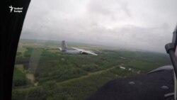 Az Ukrajnában lezuhant AN-26-t nyár óta nem használja a Magyar Honvédség