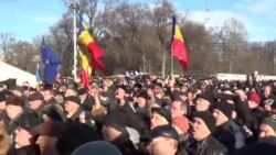 Moldovans Protest As Oligarch Expected To Be Next Prime Minister
