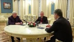 Шокін та Грицак доповіли Порошенку: знайдена зброя, з якої вбивали майданівців (відео)