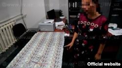 Фото с сайта МВД Узбекистана.