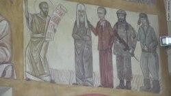 Львовские фрески. Майдан и война
