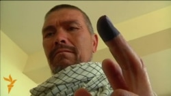 Kabul Voters Cast Ballots In Presidential Runoff