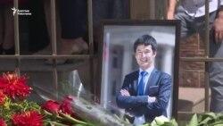В Бишкеке прошел митинг-реквием в память об Улане Эгизбаеве