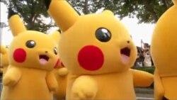 Yaponiya Olimpiya Oyunlarına Pokemon-la hazırlaşır