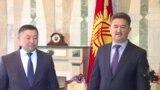 """""""Кыргызстанда"""" лидер алмашты"""