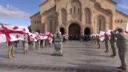 Переданные из Абхазии останки захоронены в Тбилиси
