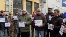 Родичі загиблих на Майдані вимагають ув'язнення Януковича (відео)