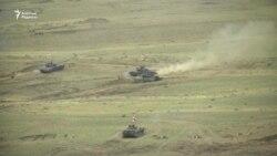 НАТО-ның Грузиядағы әскери жаттығуы