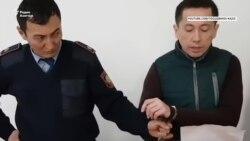 Политзаключенный Абишев порезал себе вены в знак протеста