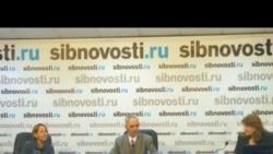 Пресс-конференция профессора Данилова