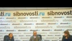 Пресс-конференция Валентина Данилова