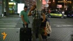 Казахстанцы возвращаются из Турции