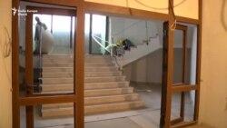 Repararea sediului preşedinţiei de la Chişinău