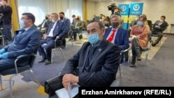 Съезд ОСДП. Нур-Султан, 27 ноября 2020 года.