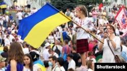 Эгемендүүлүк күнү. Киев, 24-август.