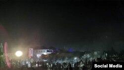 Озарбажон, Ганжа шаҳри, 2020, 17 октябрь.