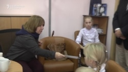 Alexievich Helps Family Find A New Home