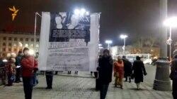Митинг в поддержку Андрея Макаревича