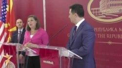 Нуланд: Има политичка волја за решавање на кризата