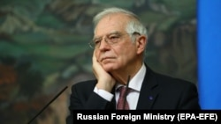 EU foreign policy chief Josep Borrell