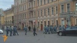 Первомай в Петербурге
