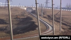 Ermənistan-dəmiryol