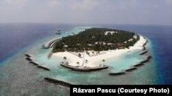 Românii au fost în top 5 naționalități care au călătorit în Maldive în 2020