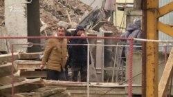В Москве бастуют строители метро