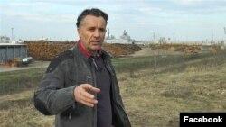 Tiberiu Boșutar, activist de mediu, atacat de două ori de hoții de lemne din județul Suceava