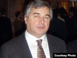 Tajik Ambassador Zubaid Zubaidzoda