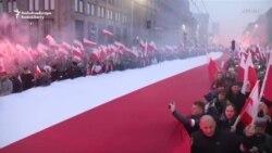 Polonia a sărbătorit 100 de ani de la redobândirea independenței