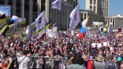 «Верхи витирають об нас ноги» – росіяни протестують проти пенсійної реформи