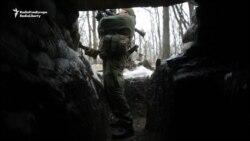 Ukrainian Soldiers Under Fire, Despite Ease In Fighting