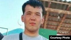 Погибший в огне житель села Косколь Бейбарыс Ескендир
