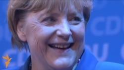 Ангела Меркельдің жеңісі