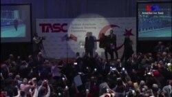 Shpërthen dhuna gjatë një fjalimi të Erdoganit në Nju Jork