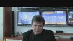 Val Butnaru, Jurnal TV