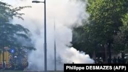 Франция, Дижон, 15 июня, иллюстративное фото