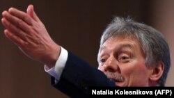 Портпаролот на Кремљ, Дмитриј Песков