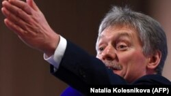 Портпаролот на Кремљ, Дмитри Песков