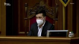 Украина: время короновируса