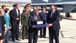 Российские МИГ-29 в Сербии