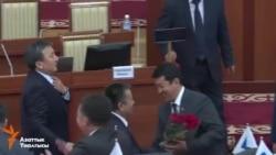 Жогорку Кеңешке төрага шайланды