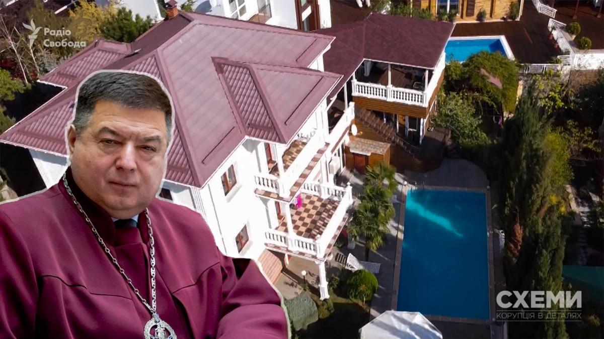 Председатель Конституционного суда не задекларировал землю в Крыму, владельцем которой стал после аннексии по законам России - «Схемы»